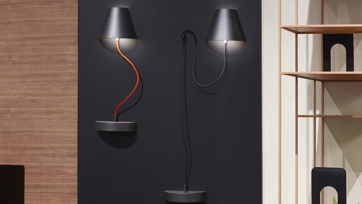 LAPILLA: Magnetic light by Ronda design