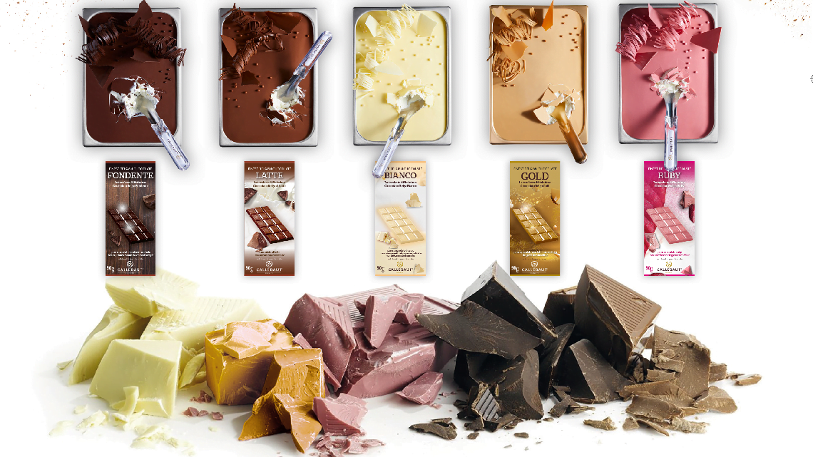 I 5 colori del cioccolato al SIGEP di Rimini