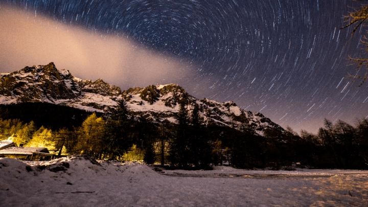 Dal 13 al 16 Febbraio 2019: Cena tra le stelle – Courmayeur Dome Experience