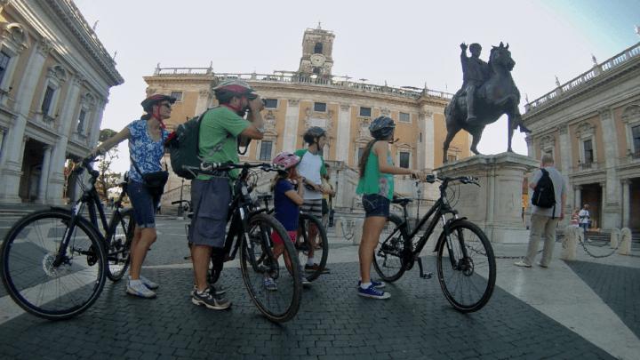 13 Gennaio Domenica ecologica a Roma: occasione per girarla in bici