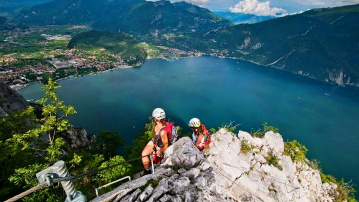 Il luogo perfetto per una vacanza attiva: il Trentino