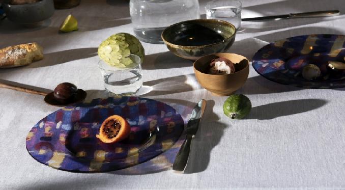 I tessuti e colori della Sardegna per la prima volta alla Milano Design Week