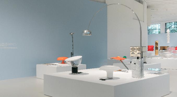 Il Museo del Design Italiano in mostra permanente alla Triennale di Milano