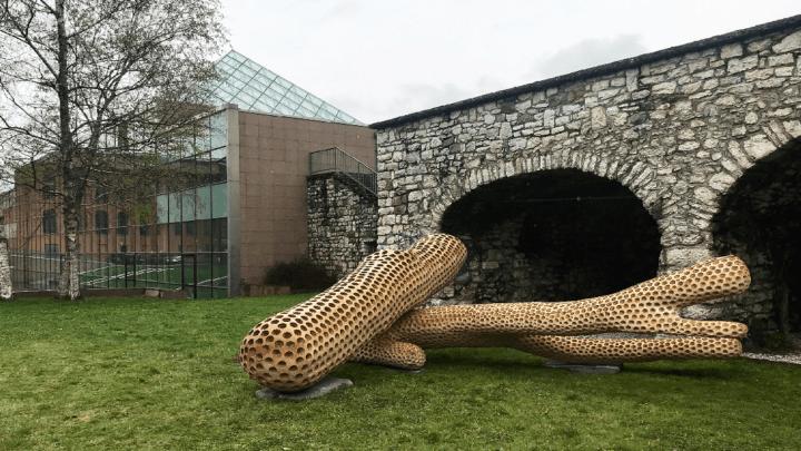 Borgo Valsugana e SKY MUSEUM: un progetto di installazioni artistiche di Arte Sella