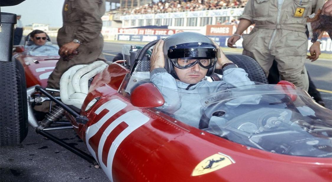 Lorenzo Bandini: quando la Formula 1 era romantica