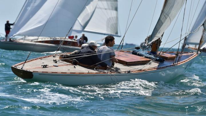 Il fascino delle barche d'epoca torna a Venezia