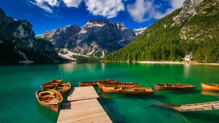 Lago di Braies chiuso per overtourism