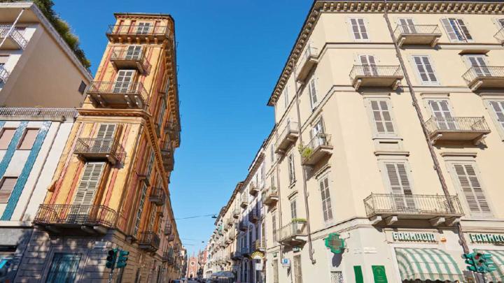 Fetta di polenta: l'edificio più bizzarro di Torino