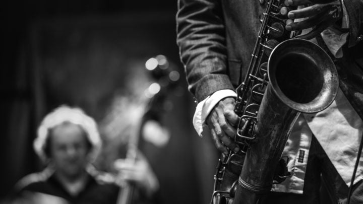 Arona Music Academy in piazza con Delta jazz quintet