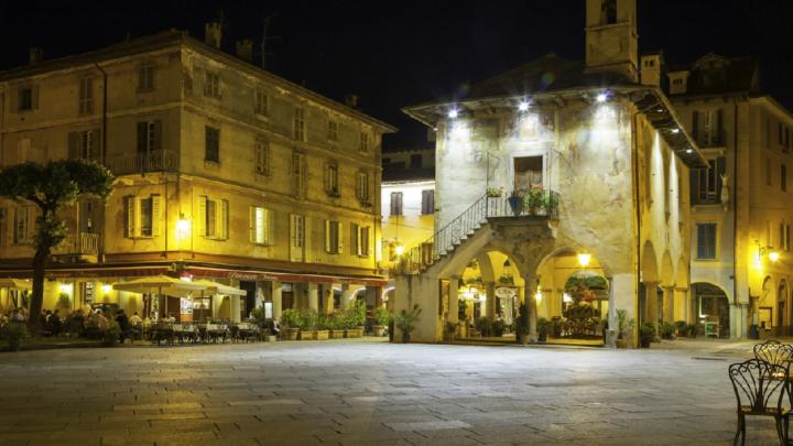 Tra le viuzze di Orta San Giulio: in un luogo dove il tempo sembra essersi fermato