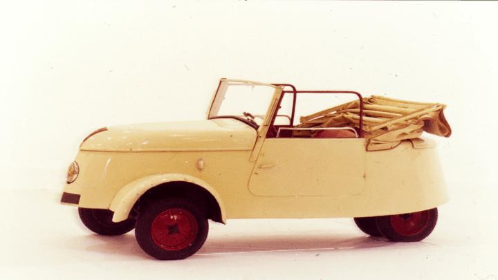 Nel 1941 nasceva la Peugeot VLV