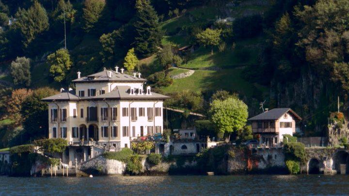 Due ville sul Lago di Como