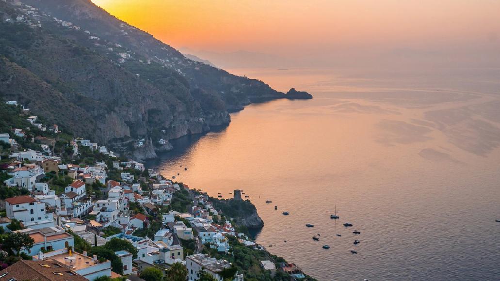 La magia del borgo di Praiano in Costiera Amalfitana