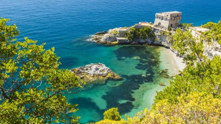 Baia di Erchie: la spiaggia più bella d'Italia. Come si raggiunge