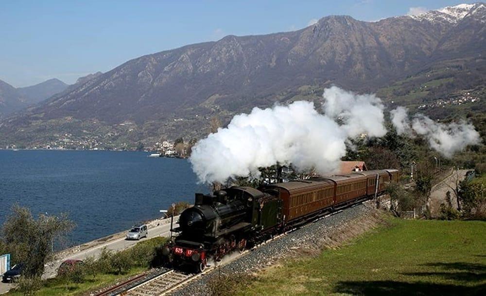 Calendario Treni Storici 2020.Treni Storici Lombardi Lario Express Con Treno E Piroscafo